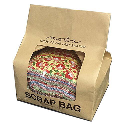 Moda Scrap Bag Cotton Fabric by Moda