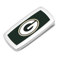 Green Bay Packers Cushion Money Clip - No Size