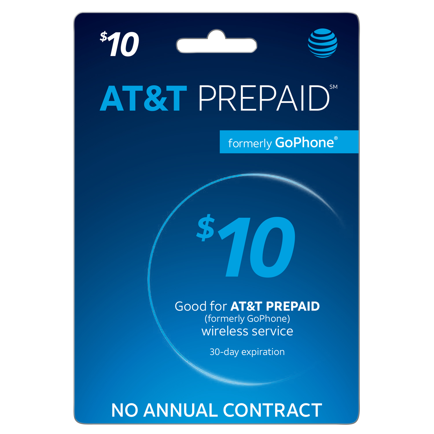 Click here to buy AT&T PREPAID $10 (Email Delivery) by INTERACTIVE COMMUNICATIONS.