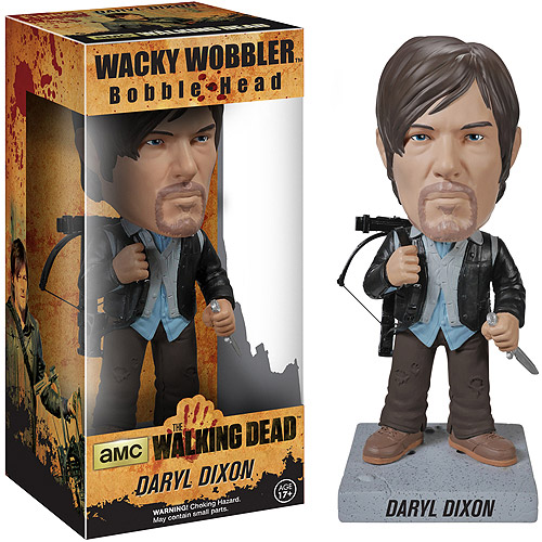Funko AMC Film Holdings Walking Dead Biker Daryl Wacky Wobbler