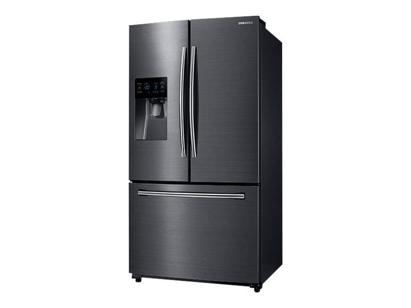 Samsung RF263BEAESG / RF263BEAESG/AA 24.6 Cu. Ft. Black Stainless French Door Refrigerator