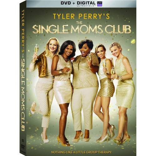 Tyler Perry's The Single Moms Club (DVD + Digital Copy) (With INSTAWATCH) (Widescreen)