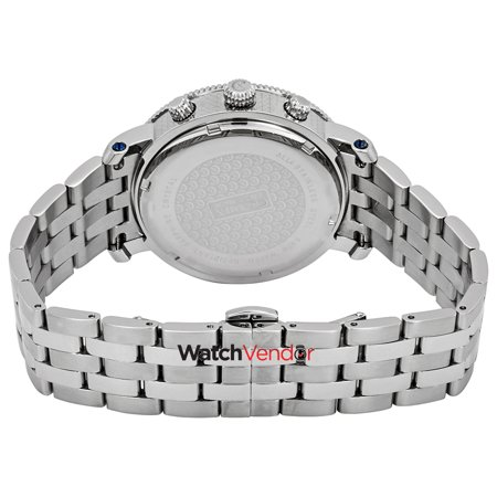 Charmex President II Chronograph Silver Dial Men's Watch 2995 - image 1 de 3