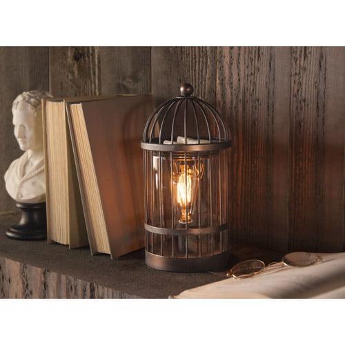 ScentSationals Edison Bird Cage Wax Warmer