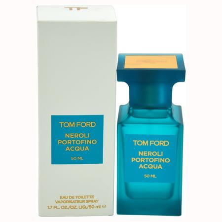 Neroli Portofino Acqua by Tom Ford for Unisex - 1.7 oz EDT (Tom Ford Black Orchid Cologne For Men)