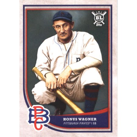 2018 Topps Big League #341 Honus Wagner Pittsburgh Pirates Baseball Card - *GOTBASEBALLCARDS