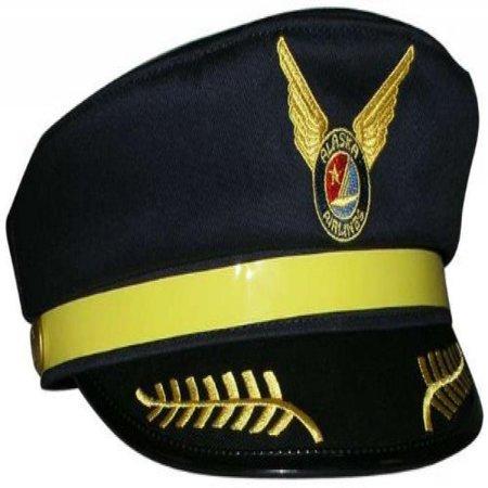 alaska airlines pilot hat - Walmart.com e08071d2f2a1