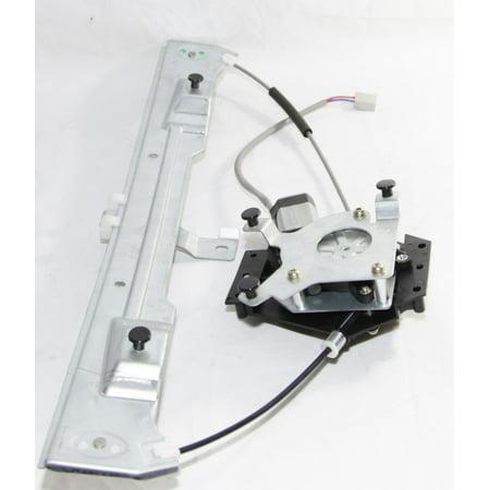 04-10 Ford Explorer Rear Left Driver Power Window Regulator XLT Sport 4.6L