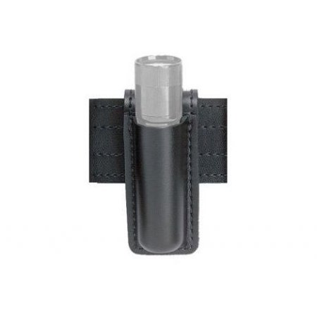 Safariland 306 Mini Flashlight Carrier (Safariland 306 Mini Flashlight Carrier, Full Sheath, For Sure Fire Mini Flashlig)