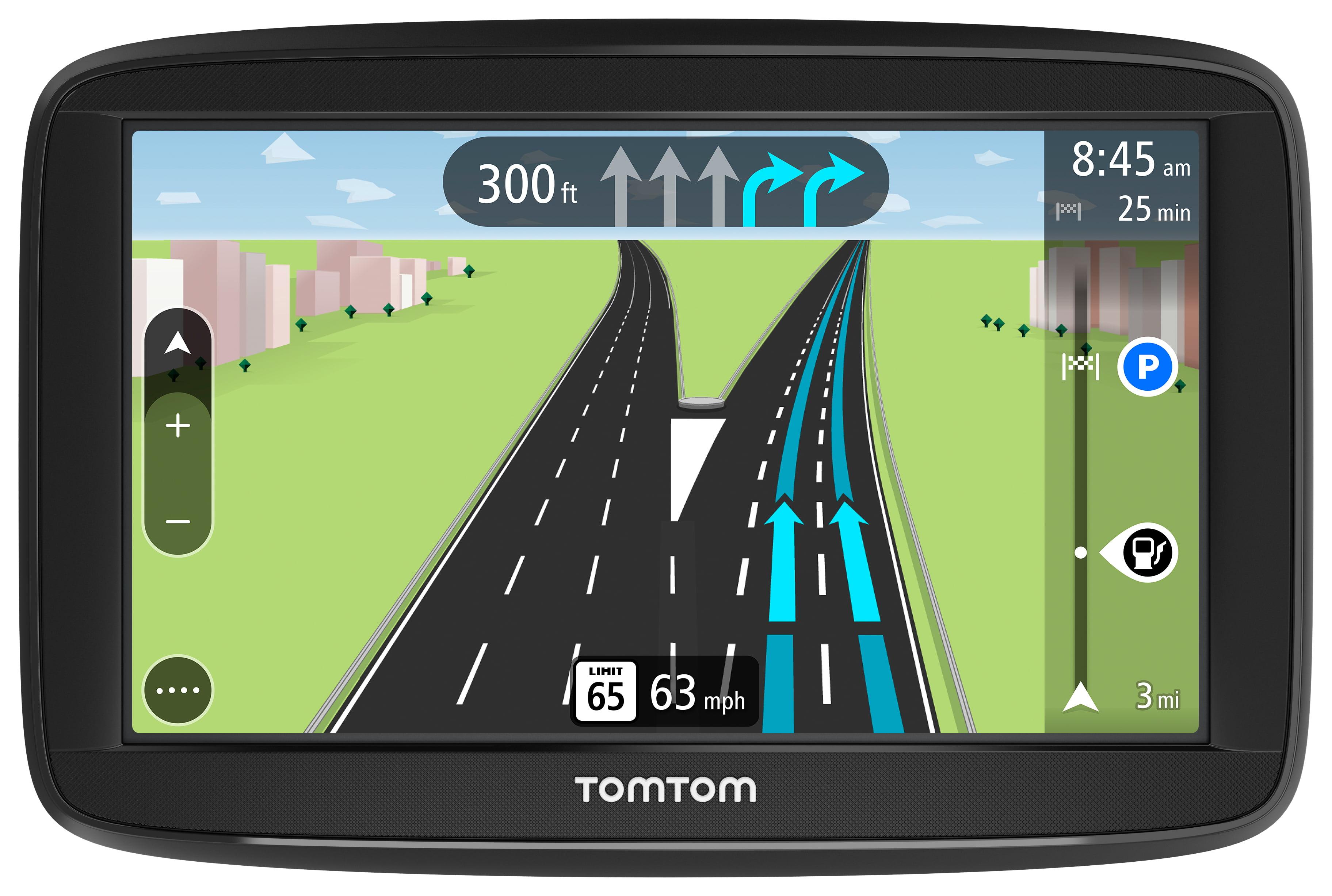 TomTom Via 1525TM GPS Navigator by TOM TOM