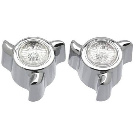 Danco 88746 Knob Faucet Handle, Zinc, Chrome