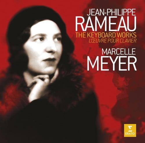 Marcelle Meyer Rameau: L'Ouvre Pour Clavecin [CD] by
