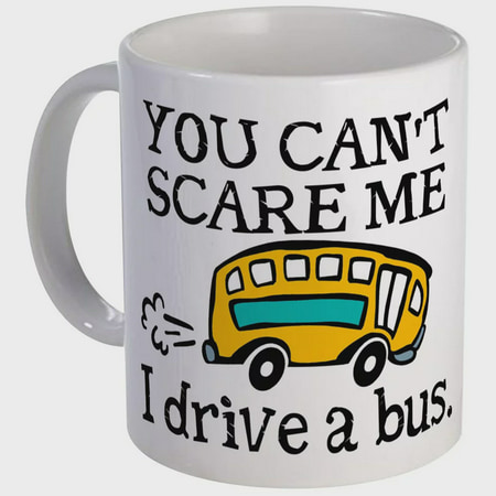 CafePress - Bus Driver Mug - Unique Coffee Mug, Coffee Cup -