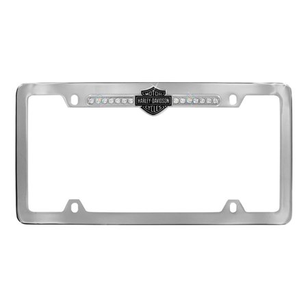 Harley-Davidson Bling License Plate Frame Holder Swarovski Elements ...