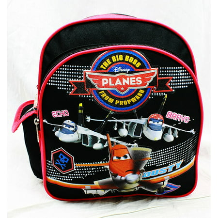 Mini Backpack - Disney - Planes - Dusty Echo+Bravo School Bag New a03201 - image 2 of 2