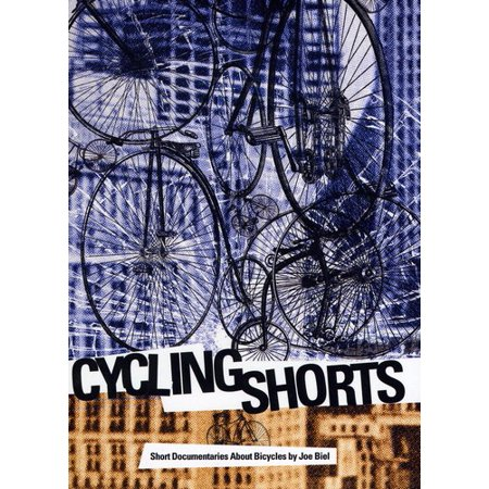 Cycling Shorts: Short Documentaries About Bicycles (DVD) ()
