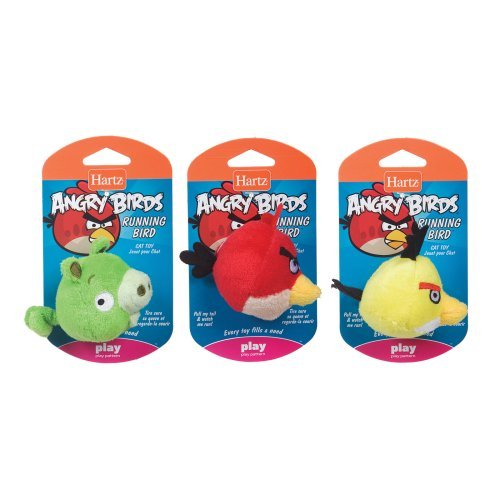 Angry Birds Cat Toy