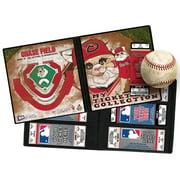 MLB Mascot Ticket Album 8-1/4 Inch X 8-3/4 Inch-Arizona Diamondbac