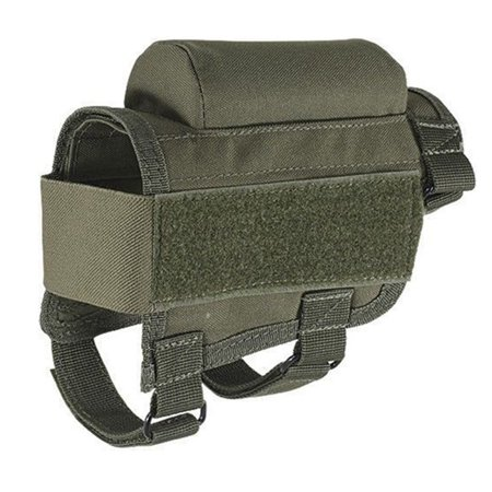 - New Fashion Portable Adjustable Tactical Butt Stock Rifle Cheek Rest Pouch Holder Pack