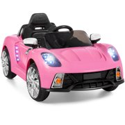 electric kids cars 12v ride on car kids w mp3 electric battery power remote