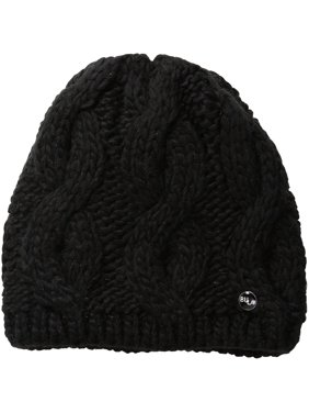 1b31602a Product Image Women's Lina Beanie, Black, One Size, 100% Other Fibers By  Bula
