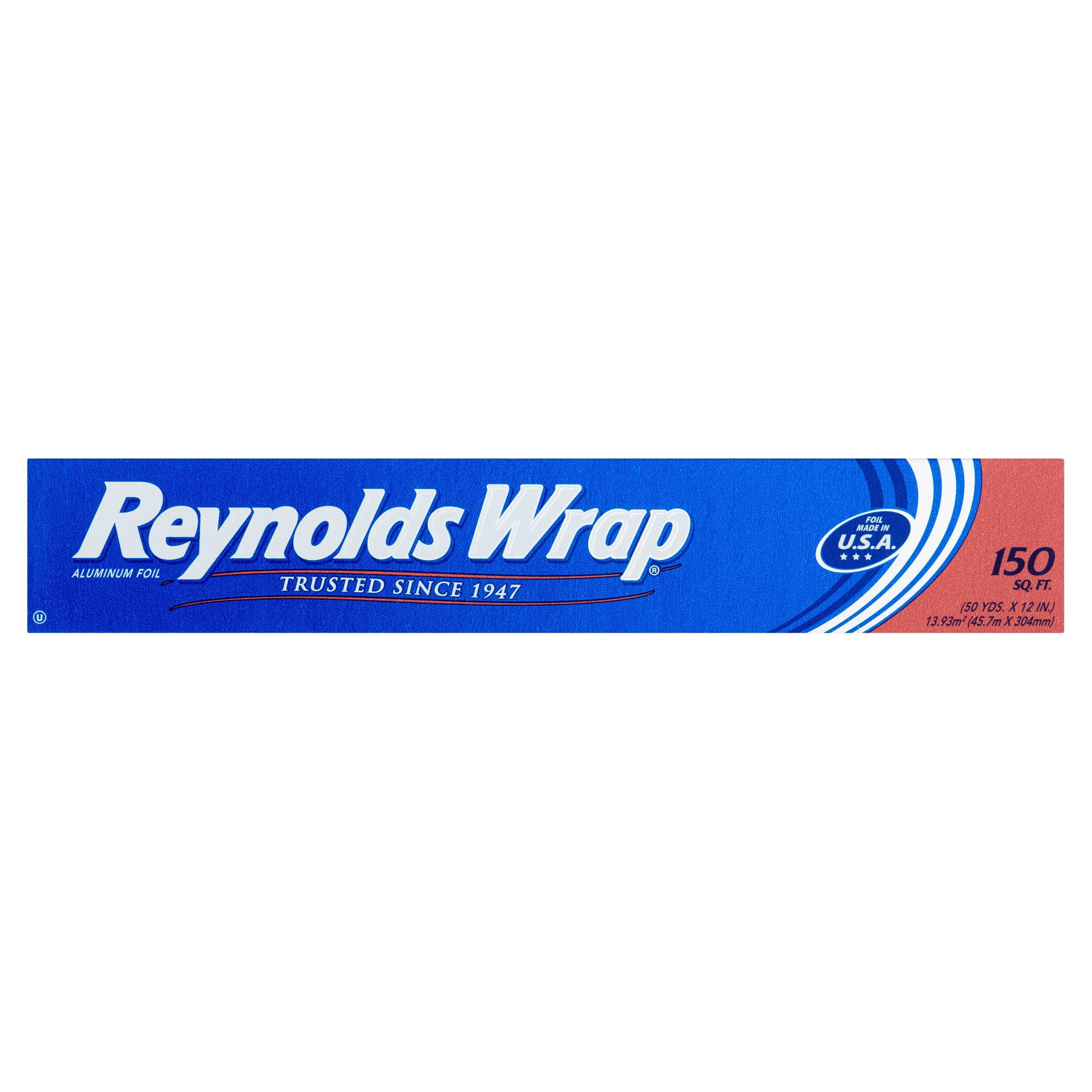 Reynolds Wrap Aluminum Foil (150 Square Foot Roll)