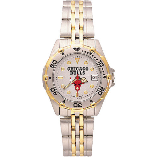 LogoArt NBA Ladies All Star Bracelet Watch with Team Logo Dial