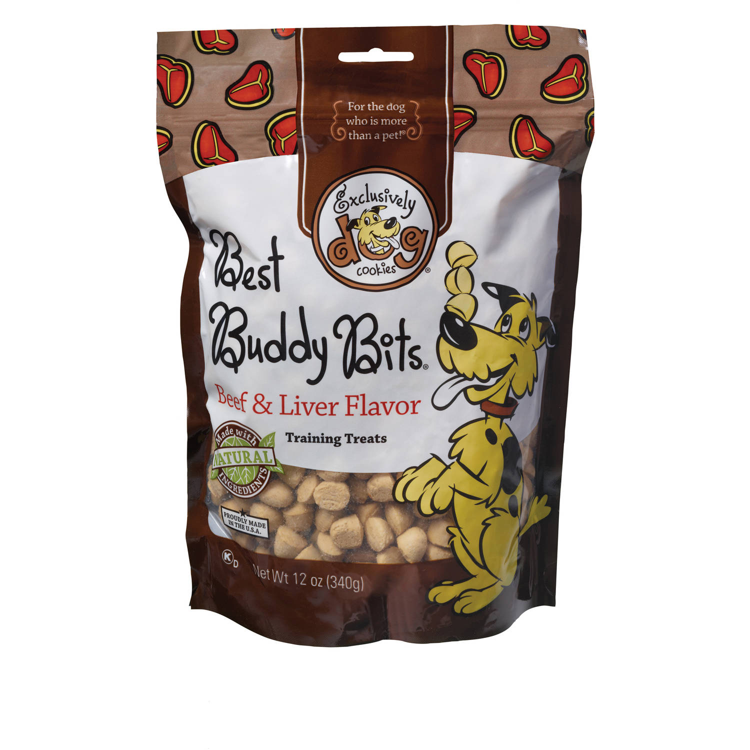 Best Buddy Bits, Beef and Liver Flavor