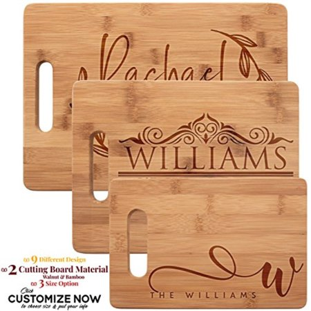 Personalized Cutting Board Bamboo Cutting Board Personalized Gifts