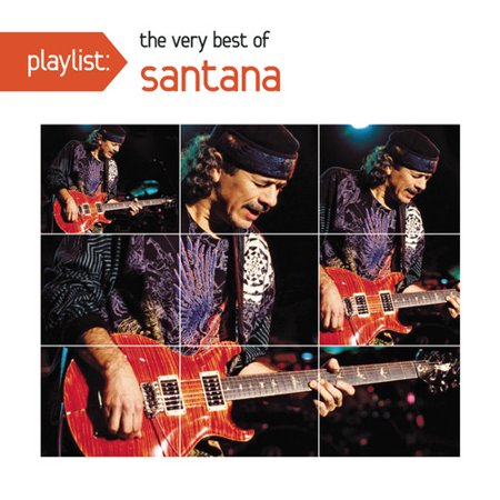 Santana - Playlist: The Very Best Of Santana (CD) - Halloween Pop Songs Playlist