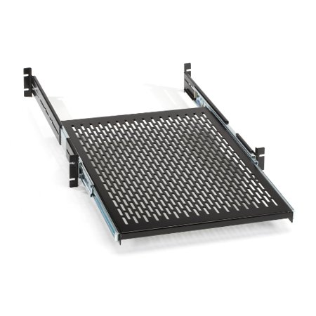 - Rackmount Sliding Vented 4-Point Shelf Rackmount Sliding Vented 4-Point Shelf,