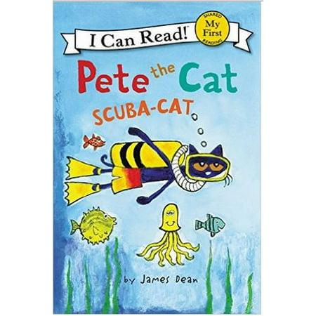 Pete the Cat: Scuba-Cat (Paperback) - Pete The Cat Classroom Decorations