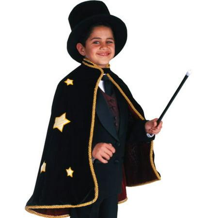 Child Magician Cape Costume](Magicians Cape)