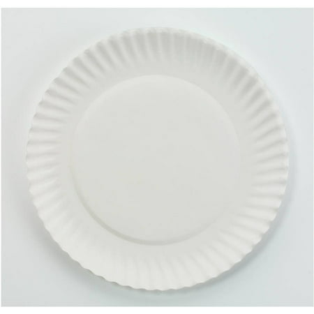 Nature's Own Green Label Paper Plates, 6