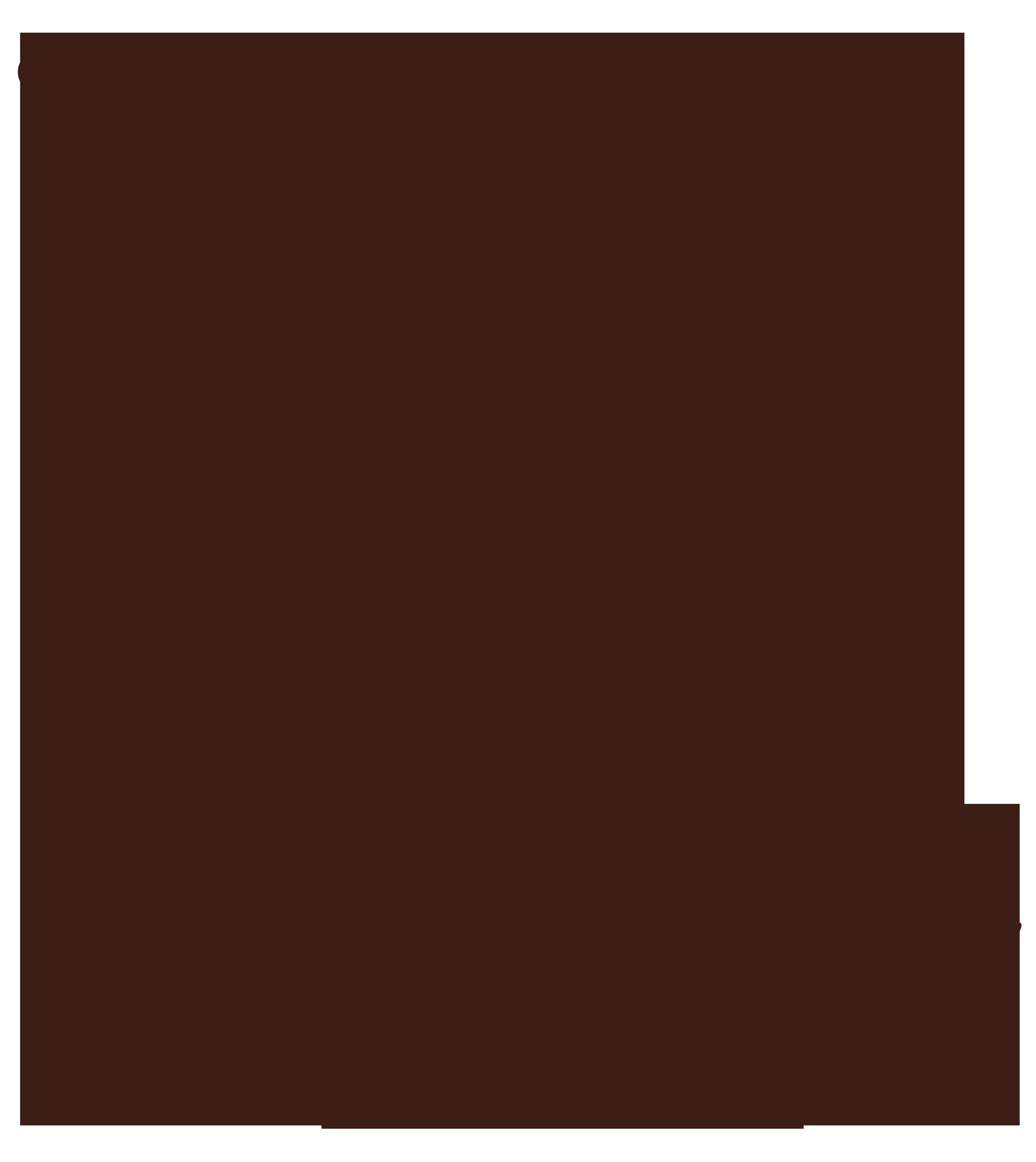 Before you speak, THINK Vinyl Decal Sticker Quote - Medium - Dark Red