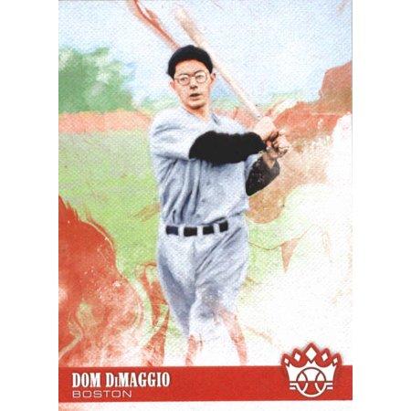2018 Panini Diamond Kings #39 Dom DiMaggio Boston Red Sox Baseball -