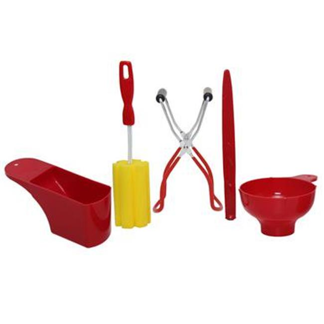 Kitchen Products  Home Canning Kit with 2 Cup Measuring Cup