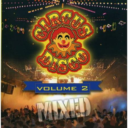 Circus Disco Mix, Vol. 2 - Halloween Disco Music Mix