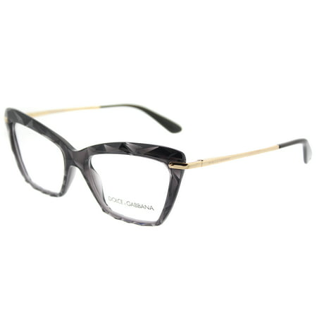 Dolce & Gabbana DG 5025 504 53mm Women's Cat Eye (Dolce Gabbana Optical Frames)