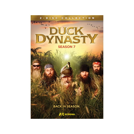 Duck Dynasty: Season 7 (DVD) - Characters In Duck Dynasty