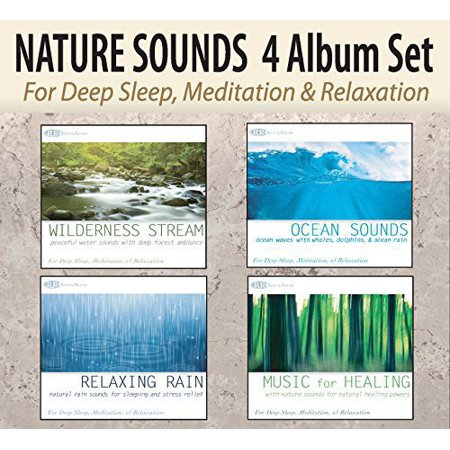 Robbins Island Music Group   Nature Sounds  Wilderness Stream Ocean Sounds  Cd