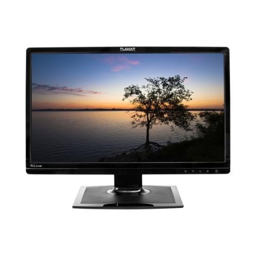 """Planar PLL2410W 24"""" Edge LED LCD Monitor - 16:9 - 5 ms 2PQ6789"""