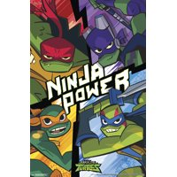 Rise of the Teenage Mutant Ninja Turtles - Turtles