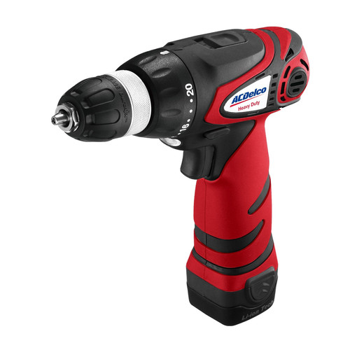 ACDelco ARD1296 Li-ion 12V 3/8 in. 2-Speed Drill