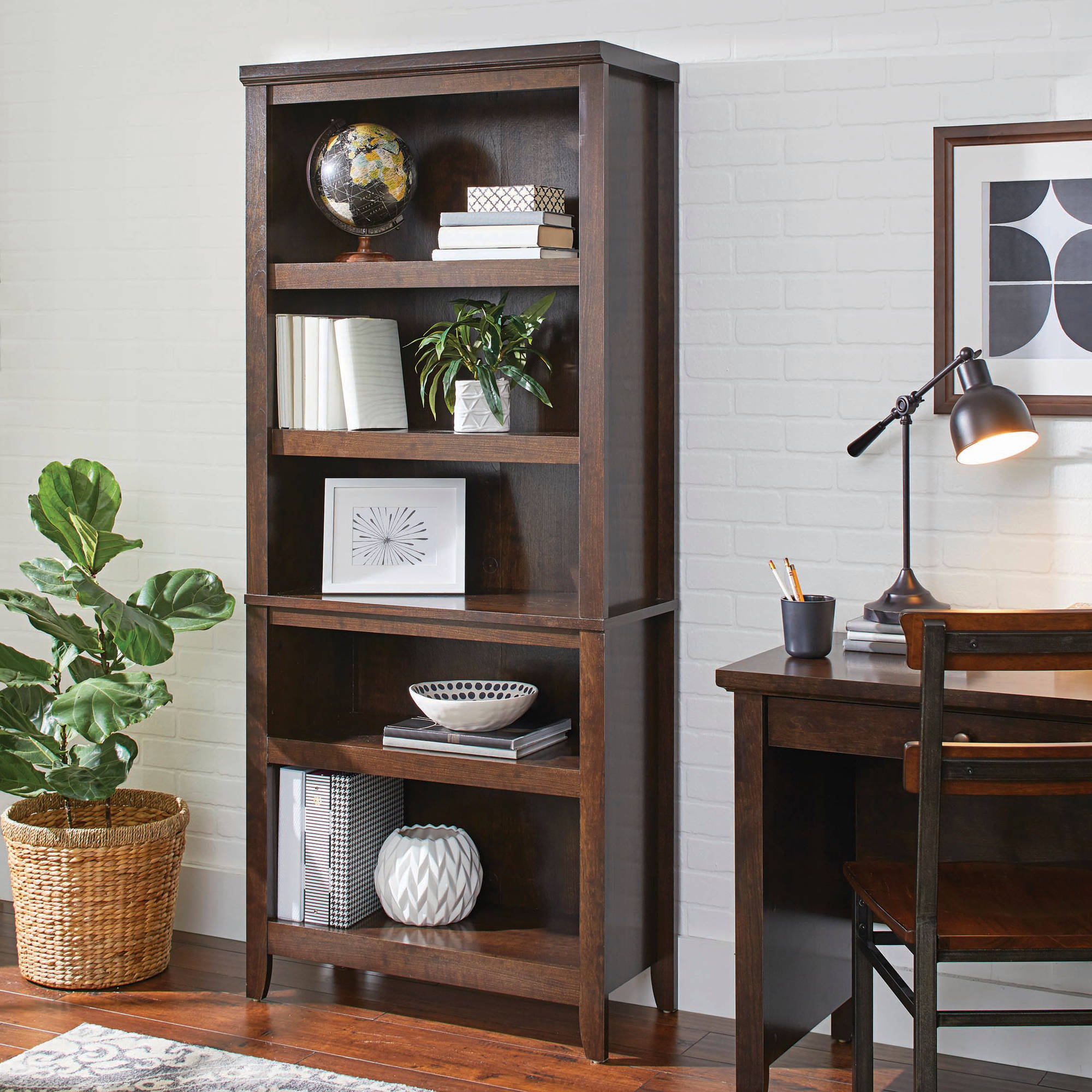 Better Homes And Gardens Parker Tv Stand And Bookcases