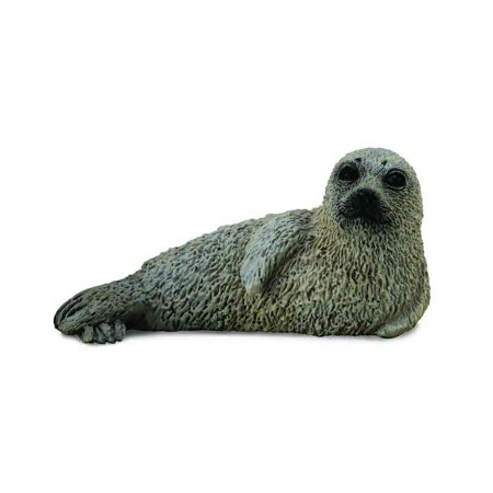 Sea Life Miniatures - CollectA Sea Life Spotted Seal Pup  #88681