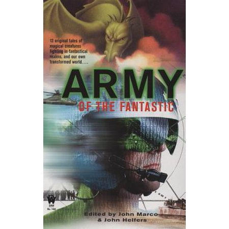 Army Expansion Book - Army of the Fantastic - eBook