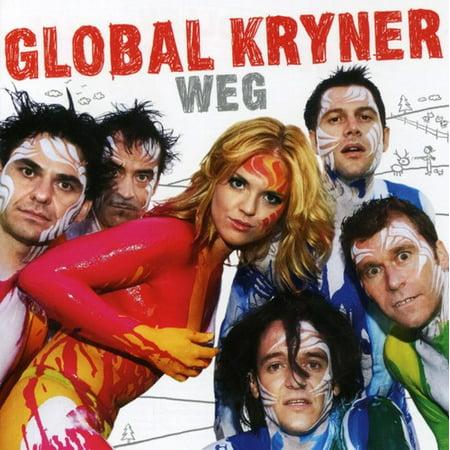 Global Kryner - Weg (CD) - image 1 of 1