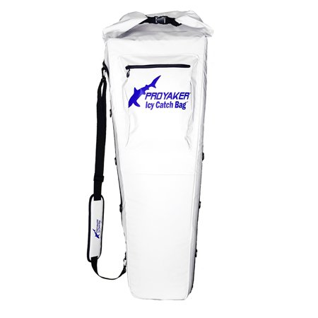 PROYAKER ICY Catch Bag  Closed Cell Foam Insulated Kayak Fish Bag (Seattle Sports Catch Cooler 20 Fish Bag)