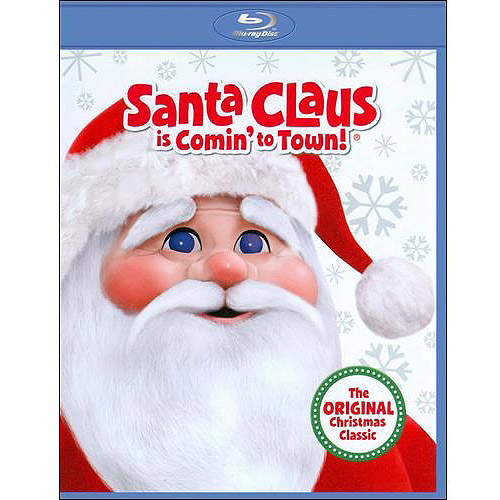 Santa Claus Is Comin' To Town! (Blu-ray) (Full Frame)